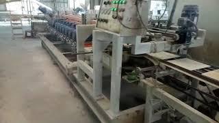 Basair máy vuông khô cho gạch gốm Basair dry squaring machine for ceramic tile
