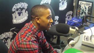 Omarion explains why he didn