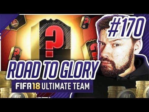 AMAZING FUT CHAMPS REWARDS!! - #FIFA18 Road to Glory! #171 Ultimate Team