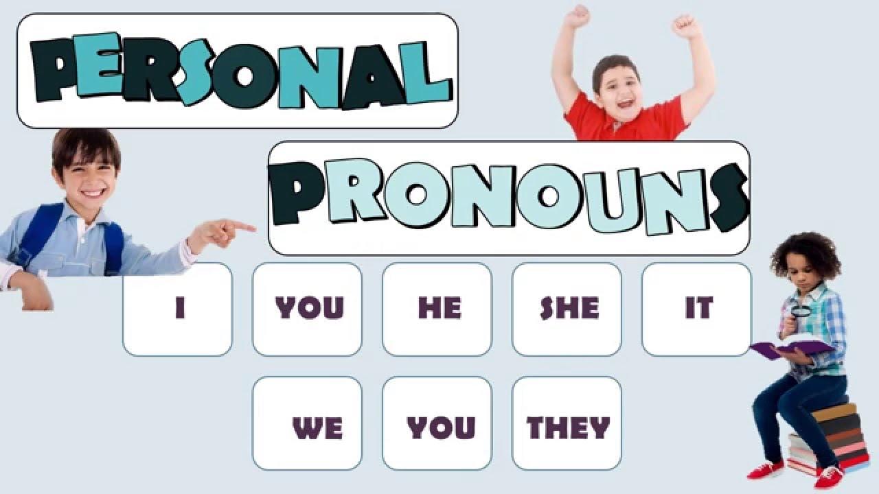Resultado de imagen de subject pronouns