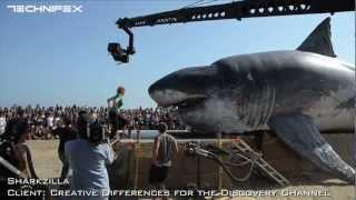 Sharkzilla Reveal