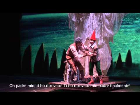Pinocchio, opera by Natalia Valli, part 3 (3)
