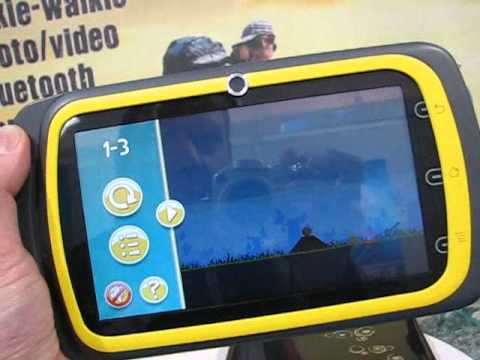 Rugged Android Tablet From Mobile Tout Terrain