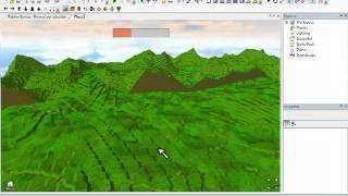 ROBLOX Terrain Demo - ROBLOX RALLY 2011