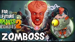Lets Play Plants vs. Zombies 2: Dad vs. Zomboss Far Future Final Battle thumbnail