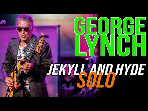 Lynch Mob Jekyll & Hyde Improv Solo Lesson, George Lynch - Lynch Lycks S4 Lyck 39