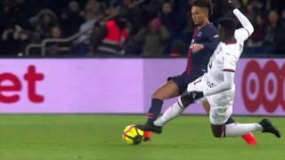 PSG VS STADE RENNAIS - LA GROSSE FAUTE SUR THILO KEHRER