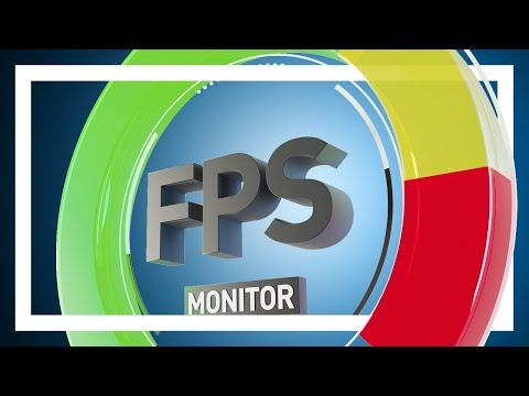 FPS Monitor - узнай температуру и производительность в играх!