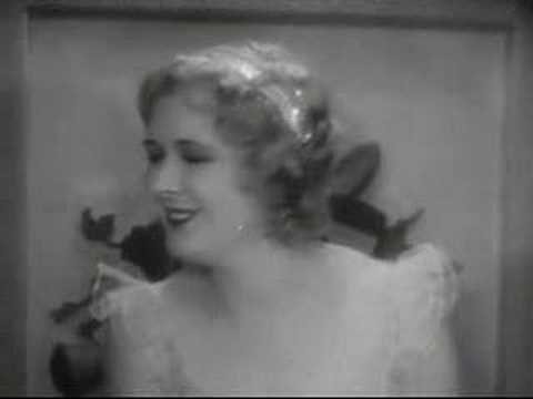 Marylin Miller - WHO? - From - Sunny - 1929