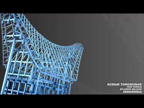 4400 Koleksi Gambar Animasi Rumah Toraja Terbaru