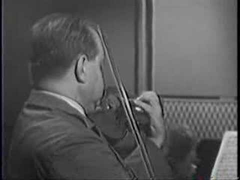 David Oistrakh plays Shostakovich ThreeFantasticDances