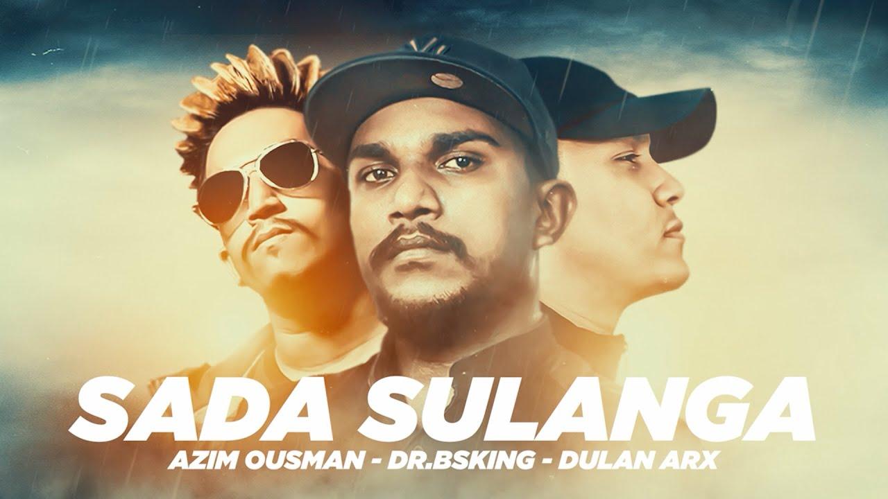 Sada Sulanga (සැඩ සුළඟ) - Azim Ousman x Dr.BSKing x Dulan ARX | Official Lyric Video
