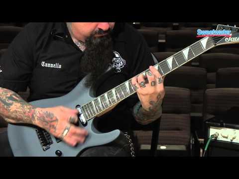 Jackson JS23 Dinky Jackson Special Run Guitar Demo - Sweetwater Sound