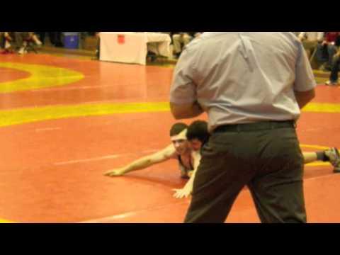 2010 Guelph Open: 66 kg Jack Bond vs. Ilya Abelev
