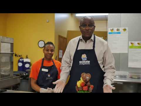 President of Oakwood University at Edible Arrangements
