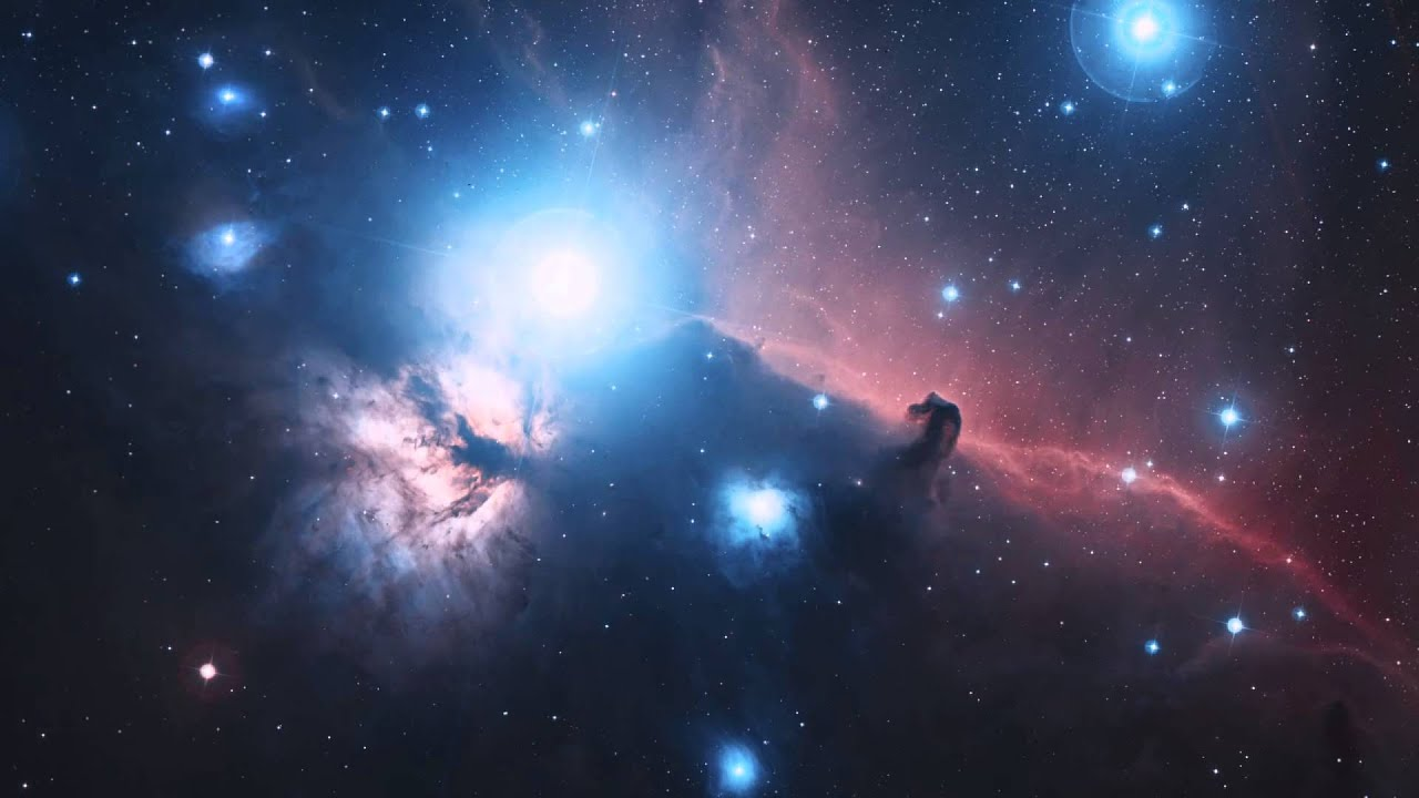 Astronomy Wallpaper Hd Zooming In On The Horsehead Nebula 2d Youtube