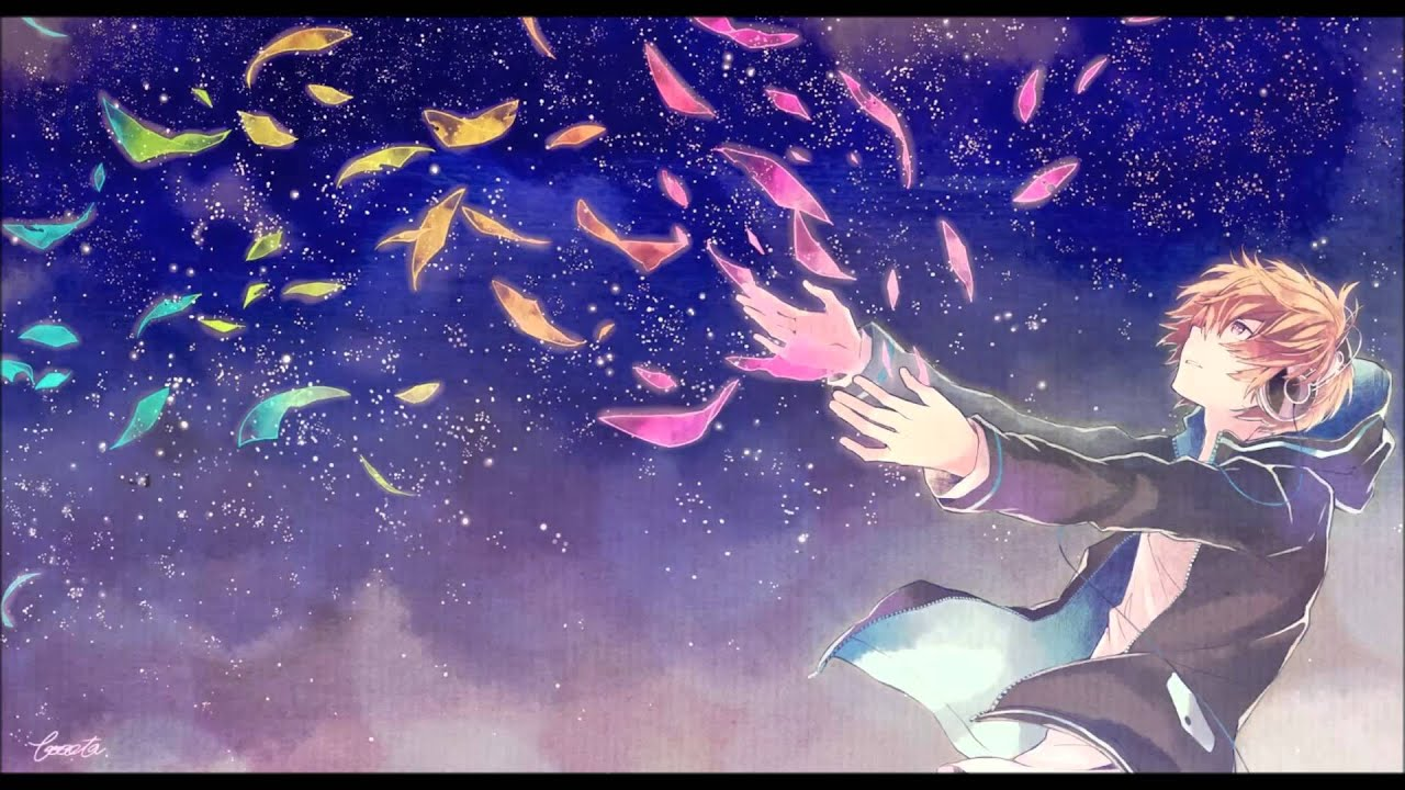 Wallpaper Hd 2014 Girl Nightcore Colors Of The Wind Youtube