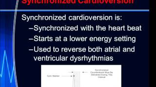 Pacemakers, Defibrillators, Cardioversion