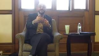 Jasser Auda - On living Islamic ethics today - part 1