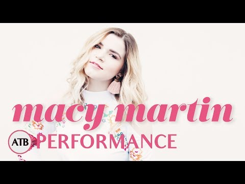 MACY MARTIN Performs 'TAKE IT NOW' Acoustic