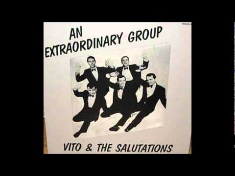 Be My Girlfriend-Vito & Salutations-1962-Kram LP ( Rare Unreleased)..wmv