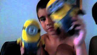 minions in bamboleo song