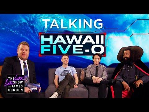 Talking Hawaii Five-0