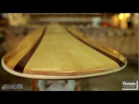 Dispatches: Grain Handmade Wooden Surfboards