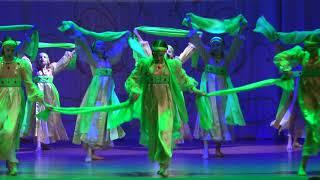 танец   Ой на ИВАНА та й на КУПАЛА  ОХК ДЖЕРЕЛЬЦЕ  г. Павлоград