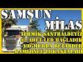 SAMSUN - MİLAS / Termik Santraldeyiz / 92 Adet Led Bağladık / Yağmurda Retarder