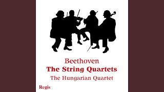 String Quartet No. 15 in A Minor, Op. 132: III. Molto adagio