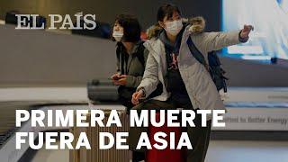 #CORONAVIRUS: FRANCIA registra la primera MUERTE fuera de ASIA por virus