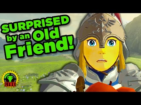 GTLive: Searching for Links to the Past! | The Legend of Zelda: Breath of the Wild - GTLive - The Legend of Zelda: Breath of the Wild (part 4)