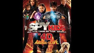 Spy Kids: All the Time in the World (2011) - Movie Review