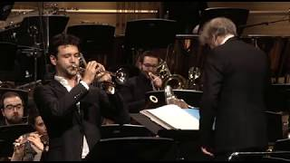 "Highlights ""When speaks the signal trumpet tone"" D.Gillingham. Trumpet soloist Floris Onstwedder"