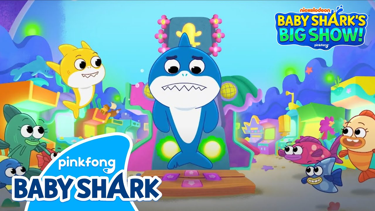 [✨NEW] Yup Day! with Baby Shark's Big Show! | Nickelodeon x Baby Shark | Baby Shark Official