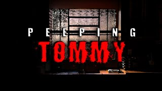 """Peeping Tommy"" 
