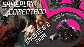 Vídeo Injustice 2