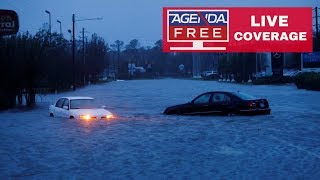 Florence LIVE COVERAGE: The Flooding Continues