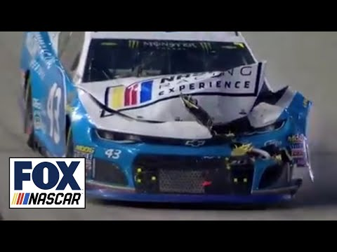 Radioactive: Atlanta  What the expletive is this guy doing?   NASCAR RACE HUB