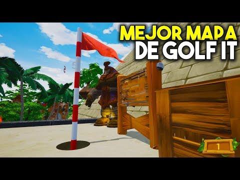 EL MEJOR MAPA DE GOLF IT