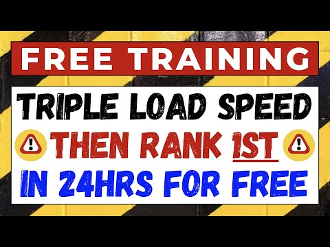 """How to Speed Up Your WordPress Site's Load Time & Score """"100"""" on Google PageSpeed Insights [PART 4]"""