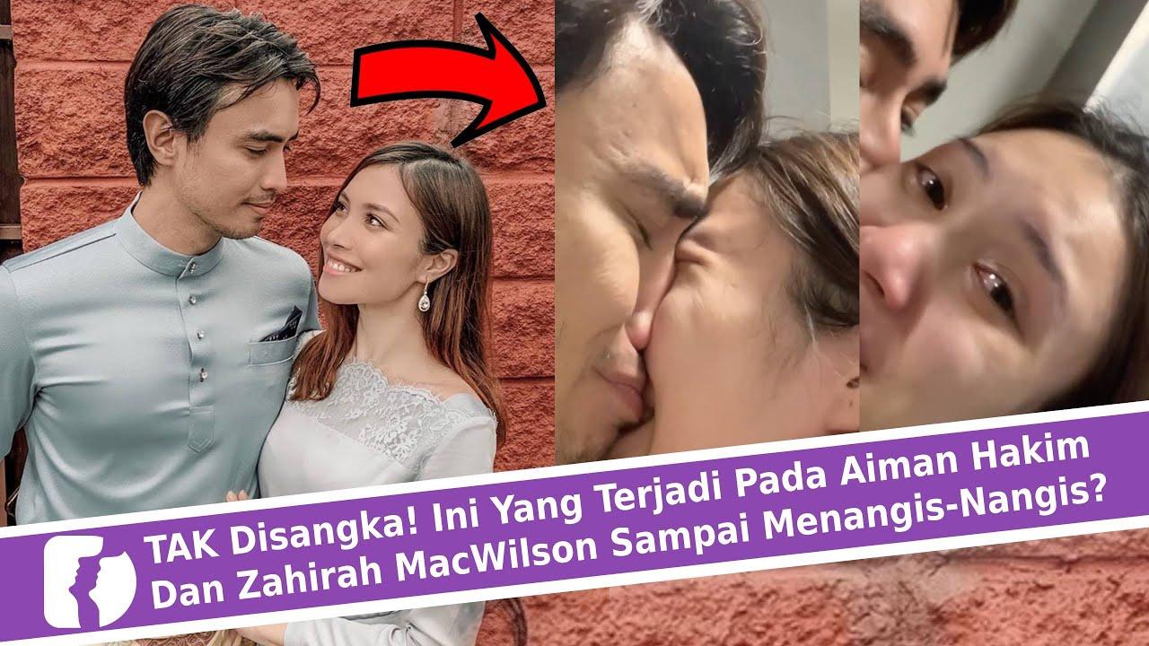 Download TAK Disangka! Ini Yang Terjadi Pada Aiman Hakim & Zahirah MacWilson Sampai Menangis-Nangis?