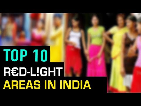 Top 10 Red Light Area In India | Top 10 Lists and Facts