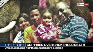 The Debrief: Officer fired over Eric Garner death, surging anti-Semitism | ABC News