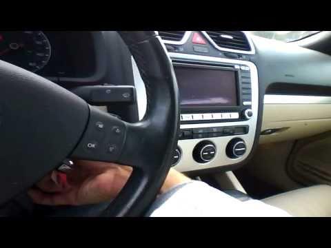 2007 Volkswagen EOS 2.0T Start Up & Rev