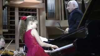 Download Varvara Kutuzova 10yo Mozart Rondo K.382 D-dur ММДМ MP3 song and Music Video