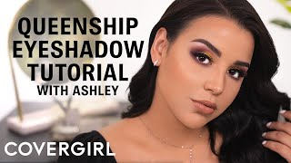 Dramatic Eyeshadow Makeup Tutorial: 2 Looks with MakeupbyAmarie | COVERGIRL