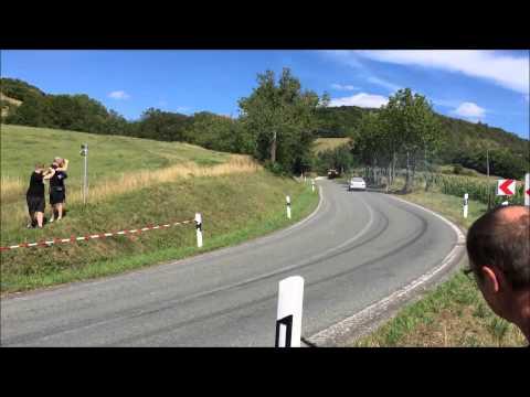 Ostlegenden Leuchtenburg Bergrennen 26.07.2015 Nick Heilborn BMW