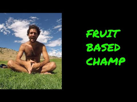 Fruitarian Success After a Full Year on a Fruit Based Diet